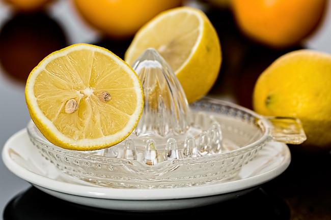citrons et agrumes