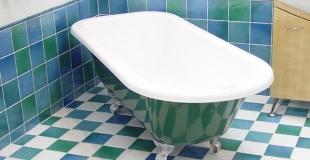 Peindre une vieille baignoire : est-ce possible, comment faire ?