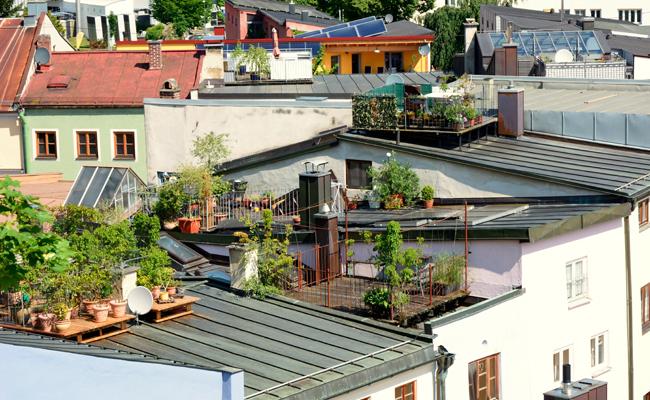 étenchéifier un toit-terrasse
