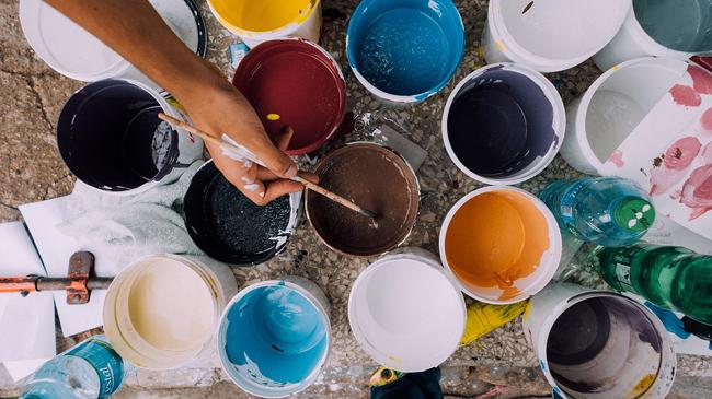 peinture écolabellisée