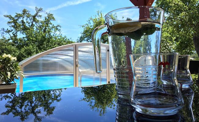 Installer un abri de piscine